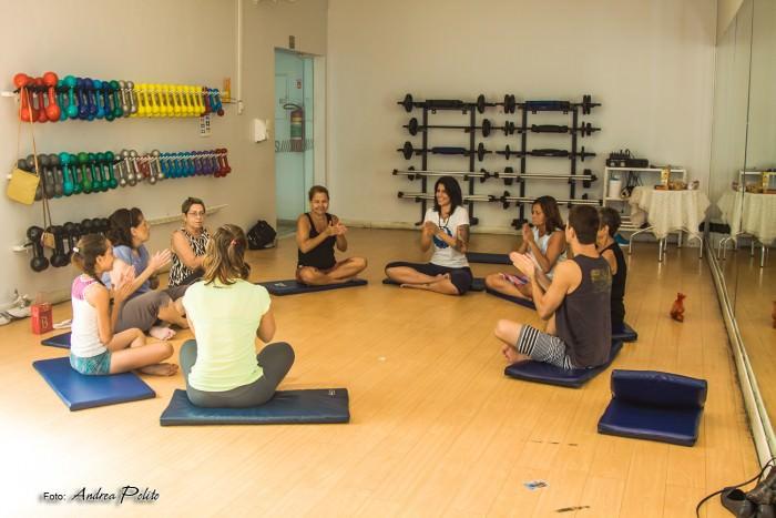 Aulão de Meditação