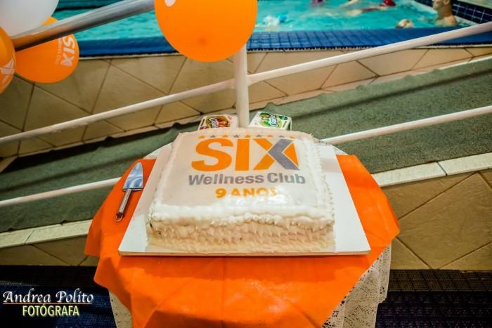 Aniversário 9 anos SIX + Degustação SportFarma